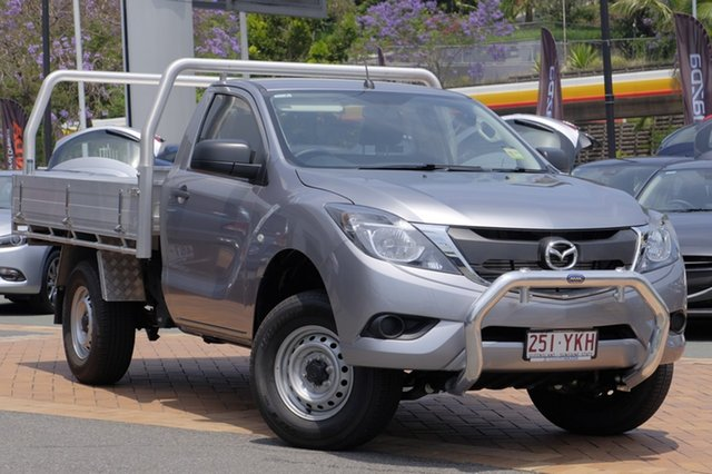 Demo Mazda BT-50  , BT-50 S 6AUTO 2.2L SINGLE C/CH XT 4X2