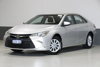 2016 Toyota Camry ASV50R MY15 Altise Silver 6 Speed Automatic Sedan.