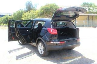 2013 Kia Sportage SL MY13 SLi Black 6 Speed Sports Automatic Wagon.