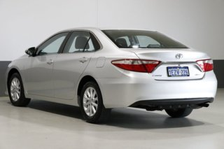 2016 Toyota Camry ASV50R MY15 Altise Silver 6 Speed Automatic Sedan