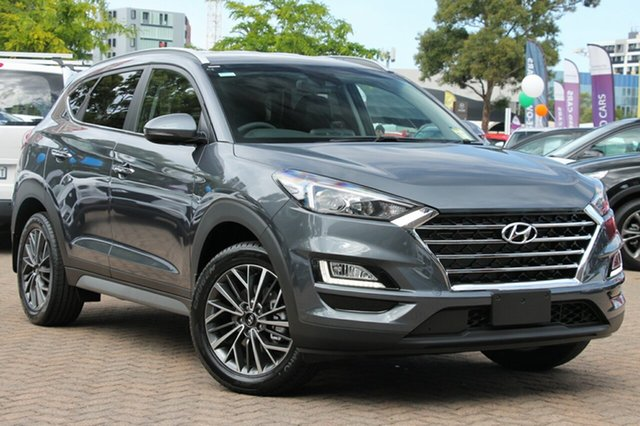 New Hyundai Tucson TL3 MY19 Elite AWD, 2018 Hyundai Tucson TL3 MY19 Elite AWD Pepper Gray 8 Speed Sports Automatic Wagon