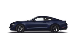2018 Ford Mustang FN 2019MY Fastback SelectShift RWD Kona Blue 10 Speed Sports Automatic Fastback