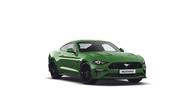 New Ford Mustang FN 2019MY GT Fastback SelectShift RWD, 2019 Ford Mustang FN 2019MY GT Fastback SelectShift RWD Grabber Green 10 Speed Sports Automatic