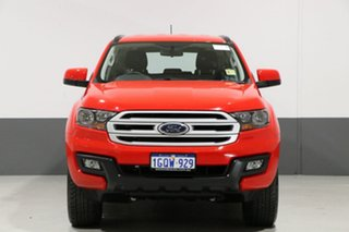 2017 Ford Everest UA MY17.5 Ambiente (4WD 5 Seat) True Red 6 Speed Automatic Wagon.