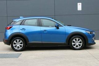 2020 Mazda CX-3 DK2W7A Neo SKYACTIV-Drive FWD Sport Eternal Blue 6 Speed Sports Automatic Wagon
