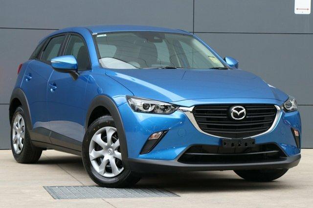 New Mazda CX-3 DK2W7A Neo SKYACTIV-Drive FWD Sport, 2020 Mazda CX-3 DK2W7A Neo SKYACTIV-Drive FWD Sport Eternal Blue 6 Speed Sports Automatic Wagon