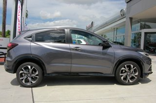 2020 Honda HR-V MY21 RS Modern Steel 1 Speed Constant Variable Hatchback.