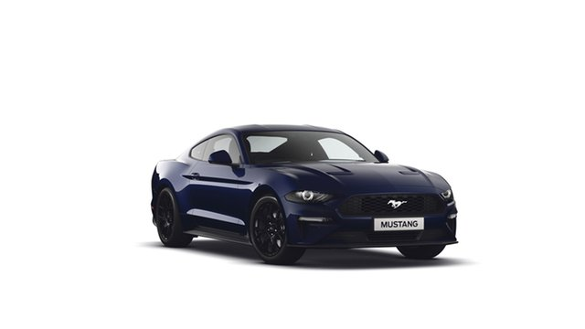 New Ford Mustang FN 2019MY Fastback SelectShift RWD, 2018 Ford Mustang FN 2019MY Fastback SelectShift RWD Kona Blue 10 Speed Sports Automatic Fastback