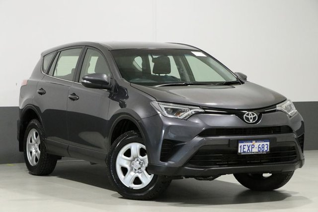 Used Toyota RAV4 ASA44R MY16 GX (4x4), 2015 Toyota RAV4 ASA44R MY16 GX (4x4) Grey 6 Speed Automatic Wagon