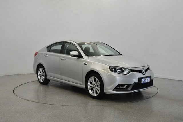 Used MG MG6 IP2X Core, 2017 MG MG6 IP2X Core Silver 6 Speed Sports Automatic Dual Clutch Hatchback