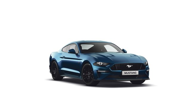New Ford Mustang FN 2019MY GT Fastback SelectShift RWD, 2019 Ford Mustang FN 2019MY GT Fastback SelectShift RWD Velocity Blue 10 Speed Sports Automatic