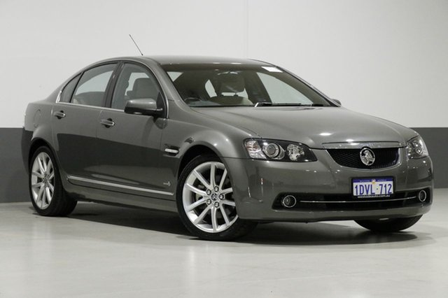 Used Holden Calais VE II MY12 V, 2012 Holden Calais VE II MY12 V Graphite 6 Speed Automatic Sedan