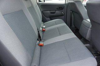 2012 Volkswagen Amarok 2H MY12 TDI340 4x2 Candy White 6 Speed Manual Utility
