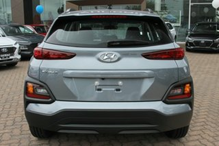 2019 Hyundai Kona OS.2 MY19 Go D-CT AWD Lake Silver 7 Speed Sports Automatic Dual Clutch Wagon
