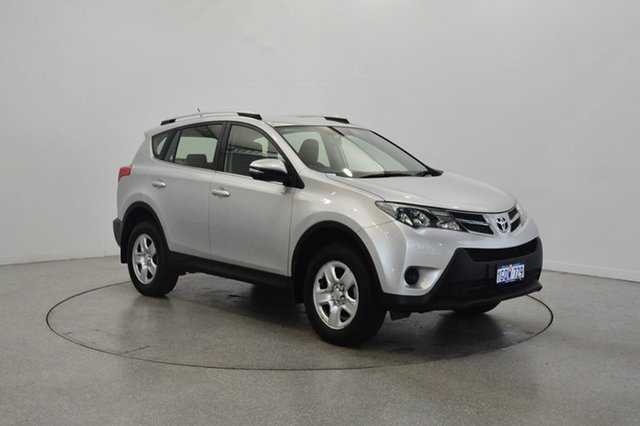 Used Toyota RAV4 ZSA42R GX 2WD, 2013 Toyota RAV4 ZSA42R GX 2WD Silver 7 Speed Constant Variable Wagon