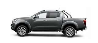2018 Nissan Navara D23 S3 ST-X Slate Grey 7 Speed Sports Automatic Utility