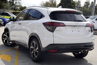 2019 Honda HR-V MY20 RS Platinum White 1 Speed Constant Variable Hatchback