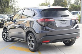 2019 Honda HR-V MY19 VTi-LX Ruse Black 1 Speed Constant Variable Hatchback.