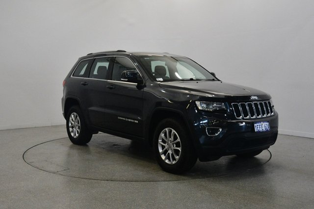 Used Jeep Grand Cherokee WK MY2014 Laredo, 2013 Jeep Grand Cherokee WK MY2014 Laredo Grey 8 Speed Sports Automatic Wagon