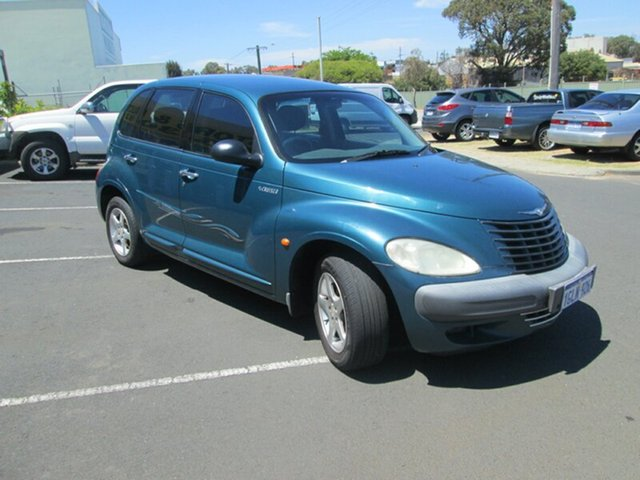 Used Chrysler PT Cruiser PT Classic Mandurah, 2001 Chrysler PT Cruiser PT Classic Green Manual