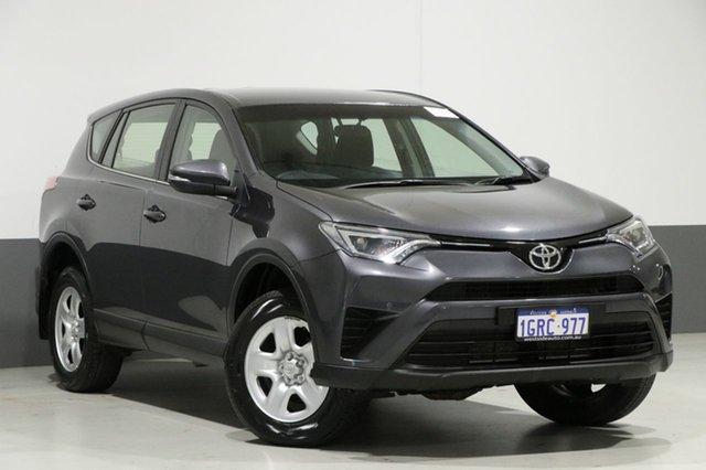 Used Toyota RAV4 ASA44R MY17 GX (4x4), 2017 Toyota RAV4 ASA44R MY17 GX (4x4) Grey 6 Speed Automatic Wagon