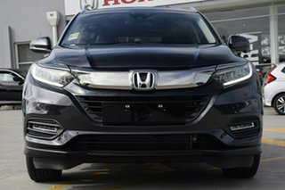 2019 Honda HR-V MY19 VTi-LX Ruse Black 1 Speed Constant Variable Hatchback