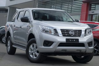 2018 Nissan Navara D23 S3 Silverline Brilliant Silver 7 Speed Sports Automatic Utility.