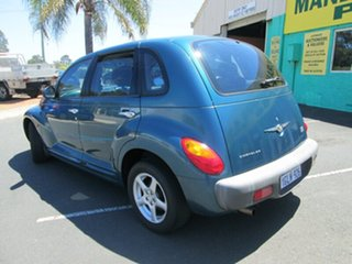 2001 Chrysler PT Cruiser PT Classic Green Manual
