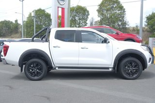 2018 Nissan Navara D23 S3 ST Black Edition Polar White 6 Speed Manual Utility