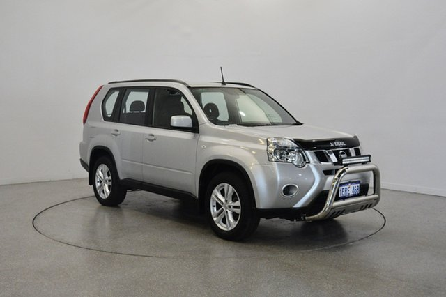 Used Nissan X-Trail T31 Series V ST, 2013 Nissan X-Trail T31 Series V ST Silver 1 Speed Constant Variable Wagon