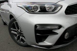 2020 Kia Cerato BD MY20 Sport Silky Silver 6 Speed Sports Automatic Sedan.
