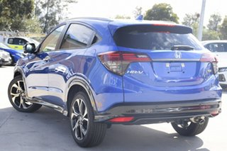 2021 Honda HR-V MY21 RS Brilliant Sporty Blue 1 Speed Constant Variable Hatchback.