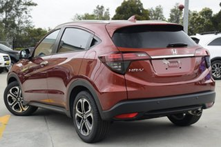 2019 Honda HR-V MY19 VTi-LX Passion Red 1 Speed Constant Variable Hatchback.