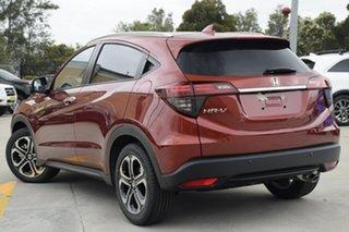 2021 Honda HR-V MY21 VTi-LX Passion Red 1 Speed Constant Variable Hatchback.