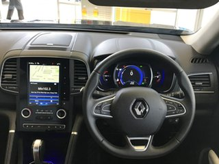 2018 Renault Koleos HZG Intens X-tronic Metallic Black 1 Speed Constant Variable Wagon