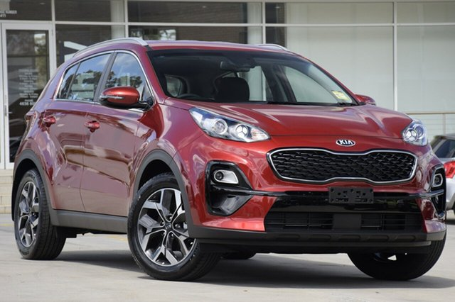 New Kia Sportage QL MY19 Si 2WD Premium, 2019 Kia Sportage QL MY19 Si 2WD Premium Fiery Red 6 Speed Sports Automatic Wagon