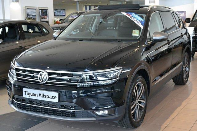 New Volkswagen Tiguan 5N MY20 162TSI Highline DSG 4MOTION Allspace, 2020 Volkswagen Tiguan 5N MY20 162TSI Highline DSG 4MOTION Allspace Black 7 Speed
