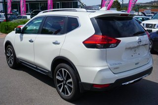 2018 Nissan X-Trail T32 Series II Ti X-tronic 4WD White 7 Speed Constant Variable Wagon