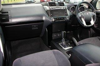 2014 Toyota Landcruiser Prado KDJ150R MY14 GXL White 6 Speed Manual Wagon