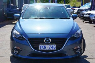 2015 Mazda 3 BM5238 SP25 SKYACTIV-Drive GT Grey 6 Speed Sports Automatic Sedan.
