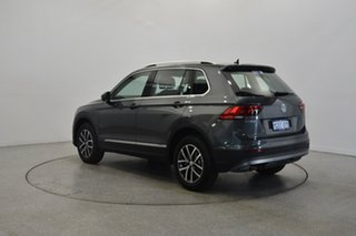 2018 Volkswagen Tiguan 5N MY18 110TDI DSG 4MOTION Comfortline Indium Grey 7 Speed