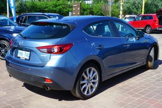 2015 Mazda 3 BM5238 SP25 SKYACTIV-Drive GT Grey 6 Speed Sports Automatic Sedan