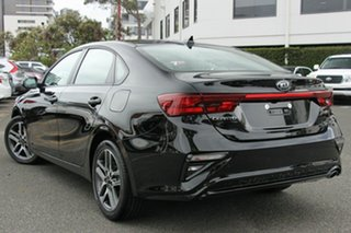 2020 Kia Cerato BD MY21 Sport+ Aurora Black 6 Speed Sports Automatic Sedan.
