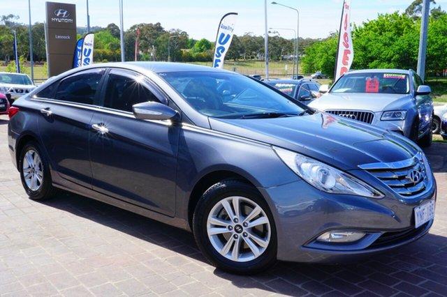 Used Hyundai i45 YF MY11 Elite, 2011 Hyundai i45 YF MY11 Elite Grey 6 Speed Sports Automatic Sedan