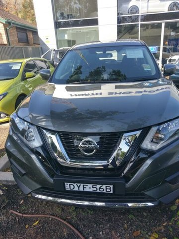 Used Nissan X-Trail T32 Series II ST X-tronic 4WD, 2018 Nissan X-Trail T32 Series II ST X-tronic 4WD Gun Metallic 7 Speed Constant Variable Wagon