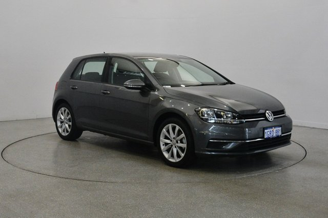 Used Volkswagen Golf 7.5 MY17 110TSI DSG Comfortline, 2017 Volkswagen Golf 7.5 MY17 110TSI DSG Comfortline Grey 7 Speed Sports Automatic Dual Clutch