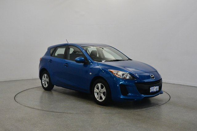 Used Mazda 3 BL10F2 MY13 Neo, 2013 Mazda 3 BL10F2 MY13 Neo Blue 6 Speed Manual Hatchback