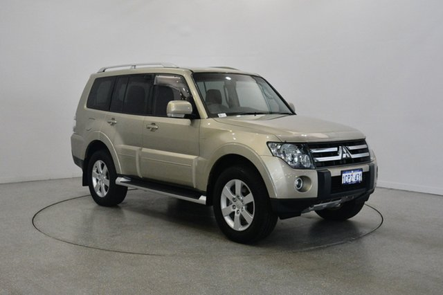 Used Mitsubishi Pajero NS VR-X, 2007 Mitsubishi Pajero NS VR-X Beige 5 Speed Sports Automatic Wagon