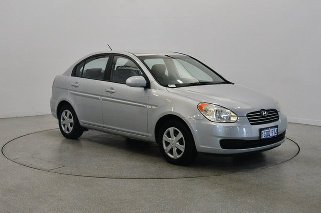Used Hyundai Accent MC , 2006 Hyundai Accent MC Silver 5 Speed Manual Sedan