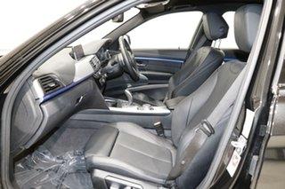 2017 BMW 330i F30 LCI M Sport Black 8 Speed Automatic Sedan